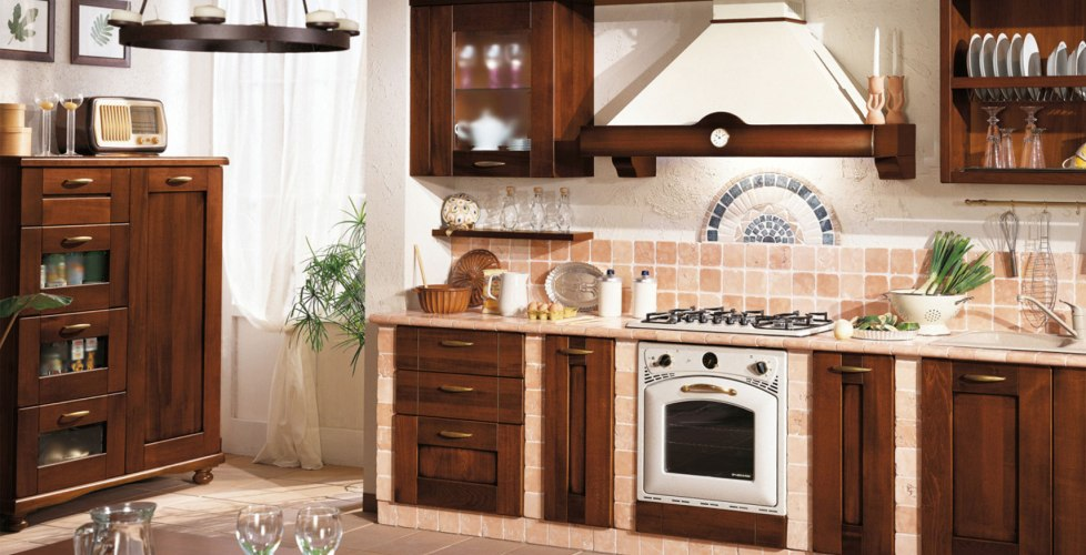 Cucina Country In Muratura. Cucina Country Fresia With Cucina ...